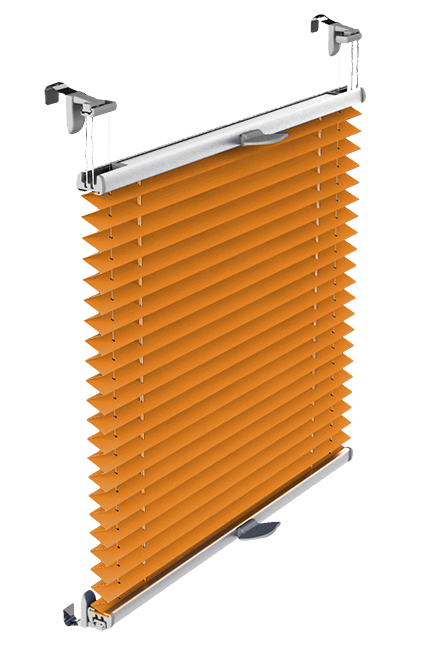 plisa montowana bezinwazyjnie